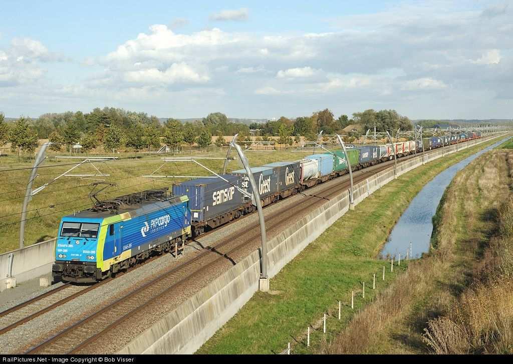Railpictures Net Photo Pkp E 189 205 Ers European Rail Shuttle