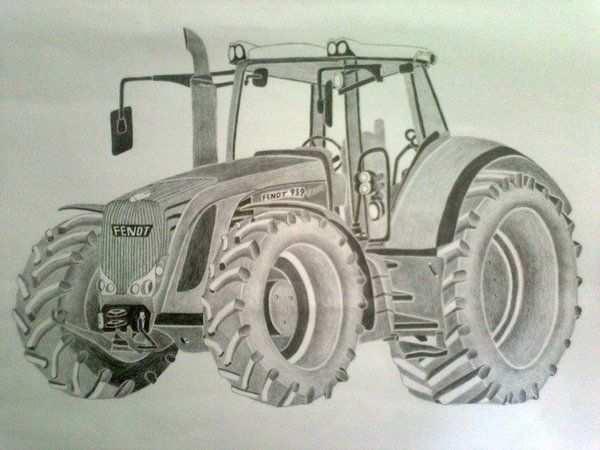 Image Result For Fendt Tractor Drawing Fendt Fendt Traktor