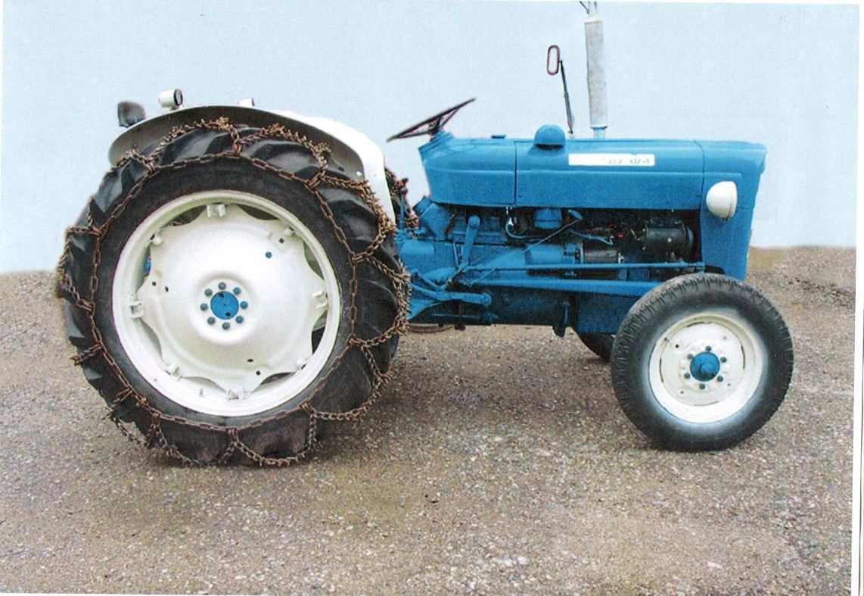 Fordson Super Dexta 65 Tractor