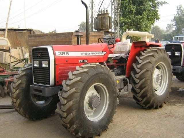 Mf 385 4wd Millat Massey Ferguson Tractors Buy Tractor Product
