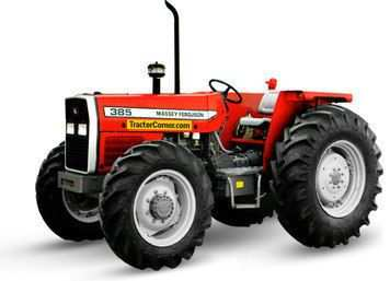 Massey Ferguson Tractor Mf 385 4wd For Sale With Images