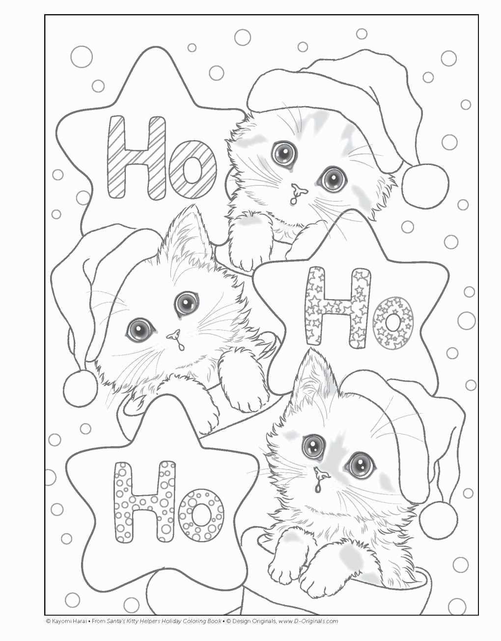 kleurplaat kittens