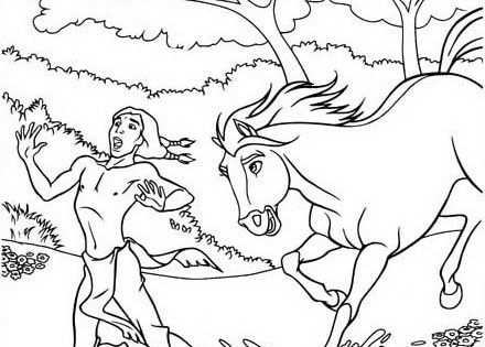 Pin By Emily Cottrell On Coloring Pages Horse Coloring Pages