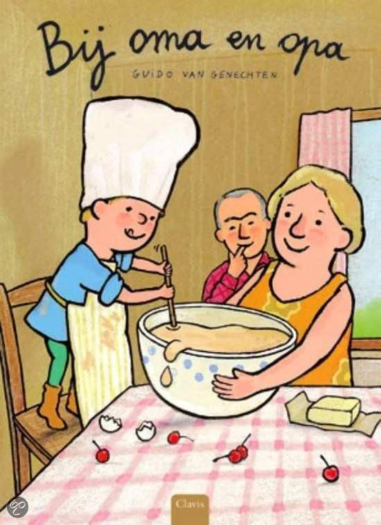 Boekenhoek Bij Oma En Opa Met Afbeeldingen Grootouders Thema