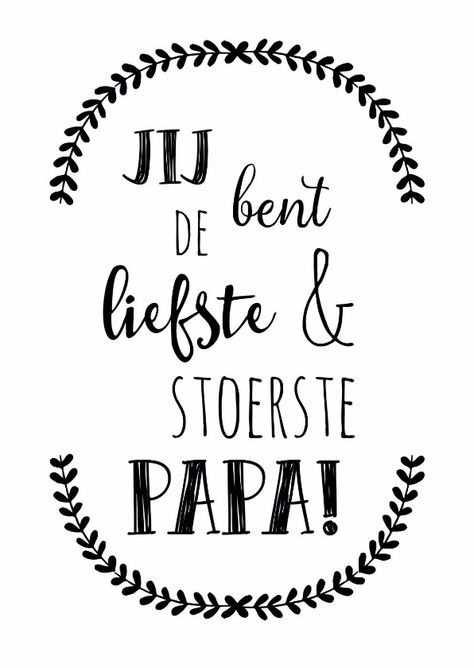Pin Van Samantha Oosterhof Op Vader En Moederdag Peuter