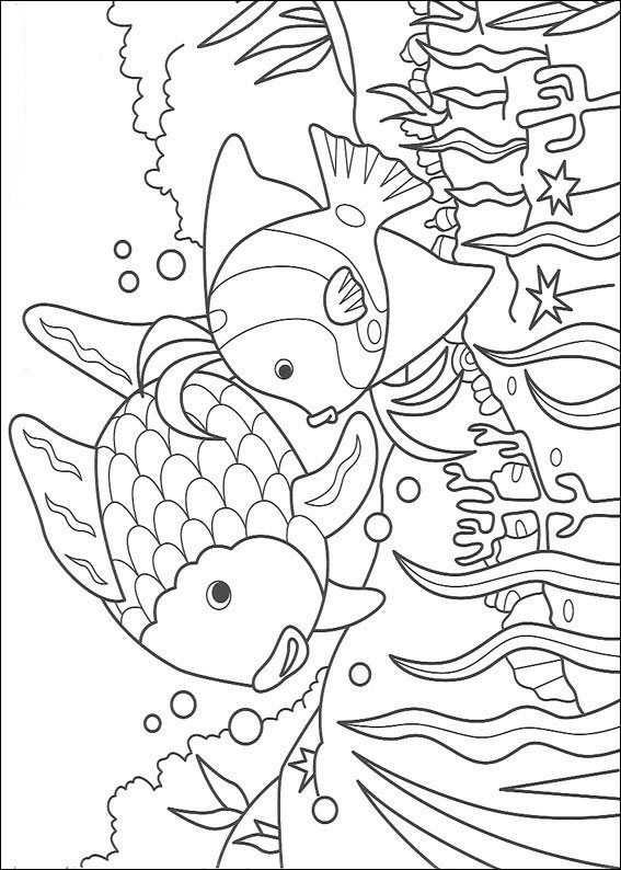 Kleurplaat Mooiste Vis Van De Zee Mooiste Vis Van De Zee Met
