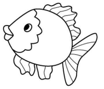 Mooiste Vis Opvullen Met Halve Cirkels Vis Tekeningen Vis