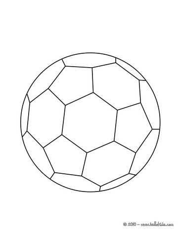 Kleurplaat Voetbal Met Afbeeldingen Voetbal Vaderdag