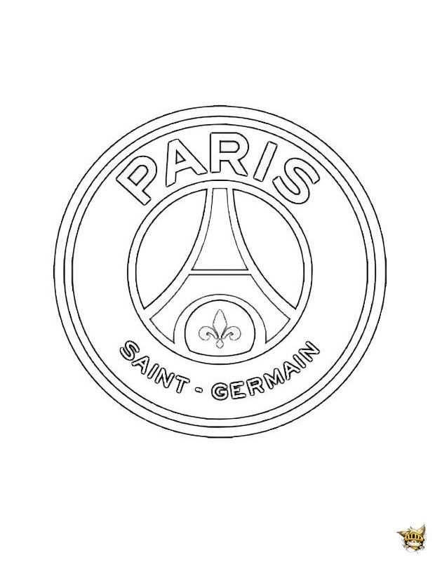 Pin Van Yustified Op Psg Party In 2020 Kleurplaten Paris Saint