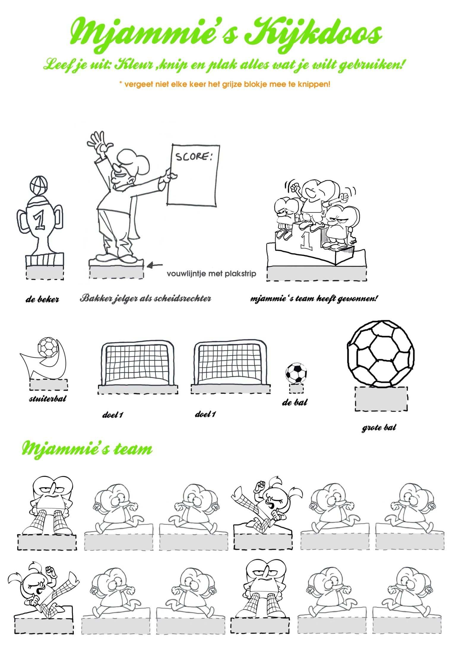 Voetbal Voetbal Voetballers En Sport
