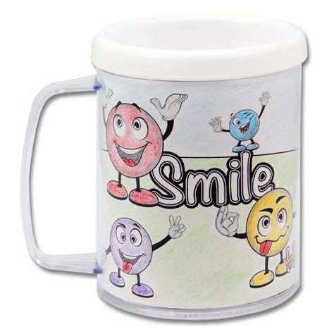 Inkleurbeker Smile Design Design En Kleurplaten