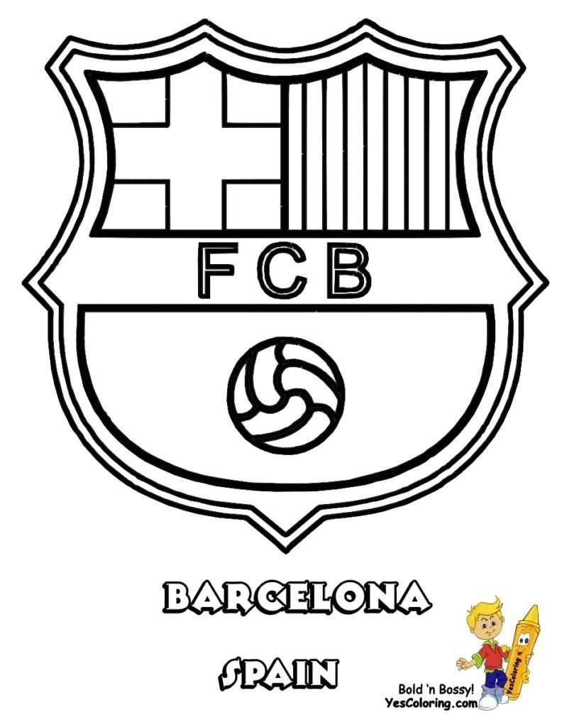 Cool Picture Variety Of Soccer Coloring Pages Messi Suitable With