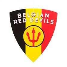 Afbeeldingsresultaat Voor Rode Duivels Logo Voetbal Knutselen