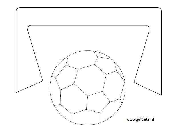 Pin Van Monkeys Design Op Voetbal Feest Voetbal Knutselen