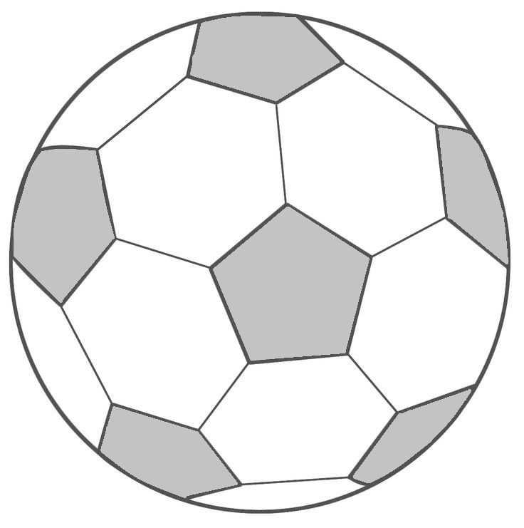Football Coloring Pages For Kids Mit Bildern Malvorlagen Zum