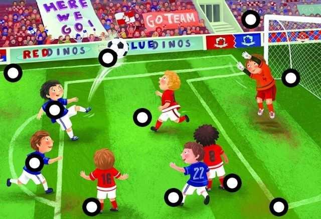 Interactieve Praatplaat Voetbal Klik Op De Afbeelding Die Dan