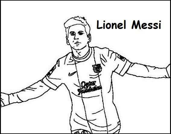 Soccer Guy Sports Coloring Pages Football Coloring Pages