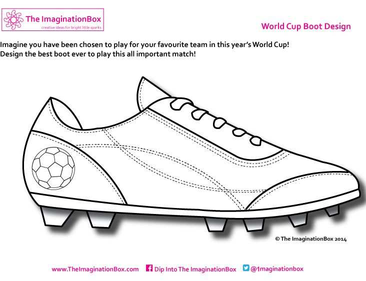 Design Your Own World Cup Goal Scoring Boots Make It As Colorful