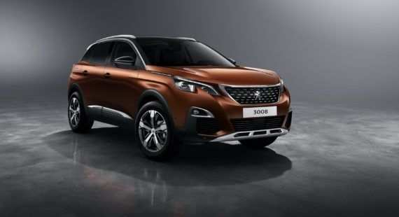 2019 Peugeot 3008 Hybrid Overview Interior Release Date Con