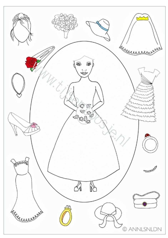 Prachtige Kleurplaat Voor Meiden Van 8 12 Jaar Teken En Kleur