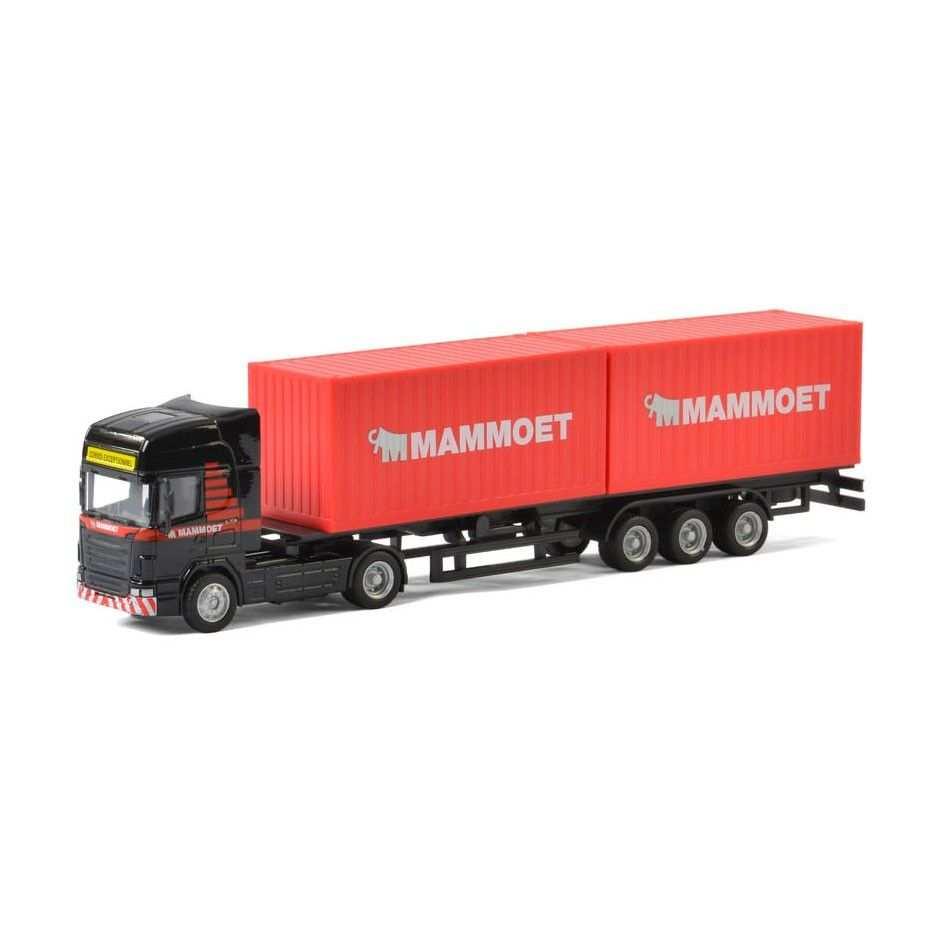 Mammoet Die Cast Vrachtwagen Vrachtwagens En Vervoer