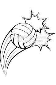 Volleybal Tekening Google Zoeken Volleybal Tekenen Kleurplaten
