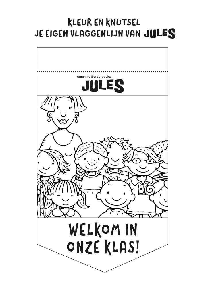 Pin Van Ellen Lyppens Op Klas Met Afbeeldingen Welkom Terug Op