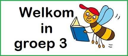 Groep3a2011welkom Leren Lezen Lezen Schoolweek