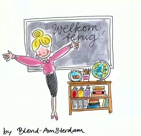 Welkom Terug Met Afbeeldingen Welkom Terug Op School Blond