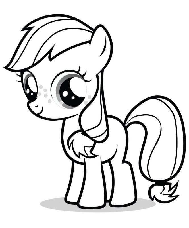 My Little Pony Kleurplaat 20 Topkleurplaat Nl Dengan Gambar