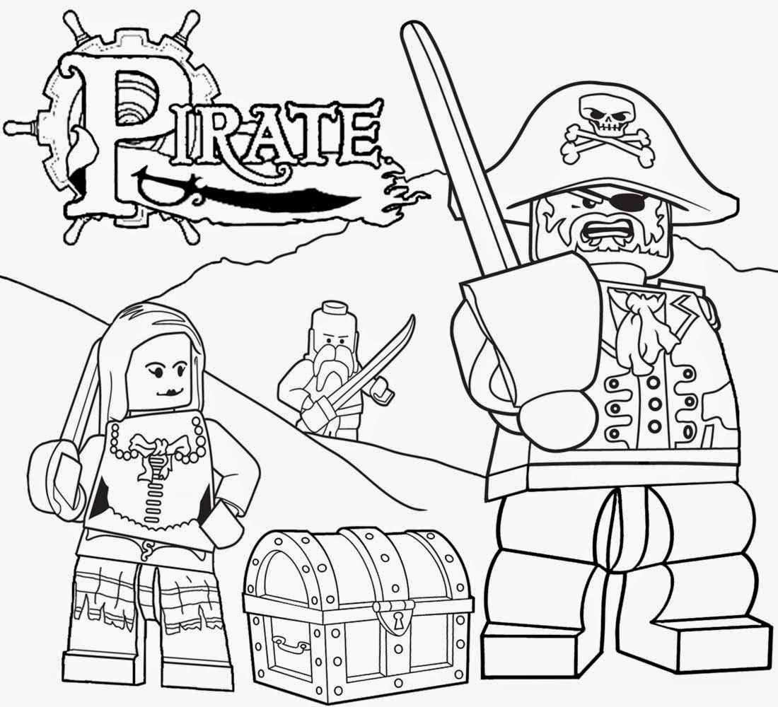 Printable Lego Minifigures Men Coloring Pages For Free Mit