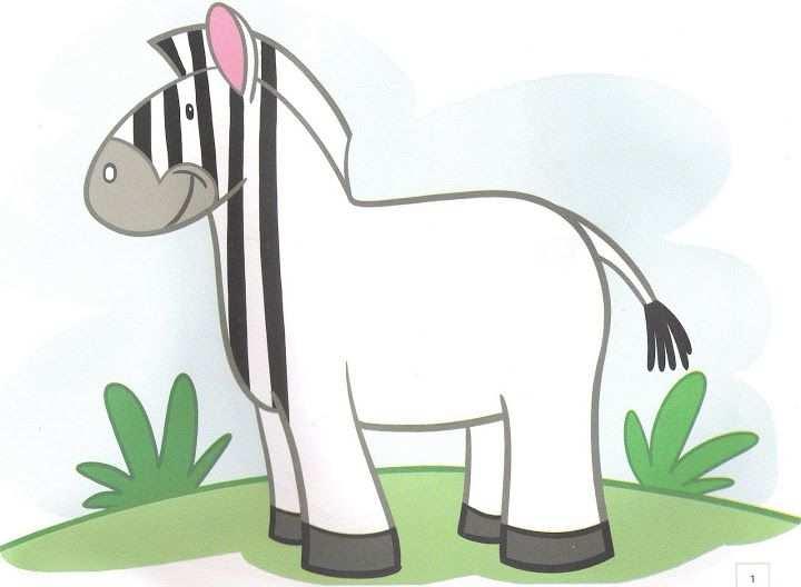 Zebra Plastificeren Voor Bv Strepen Maken Van Klei Of Laten