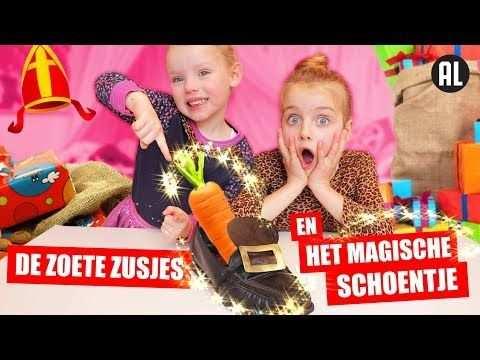 De Zoete Zusjes En Het Magische Schoentje Sinterklaas Film