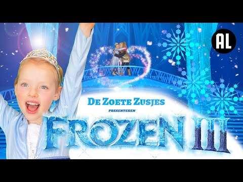 Frozen 3 Met De Zoete Zusjes De Ijskoude Familie Film Van 2019