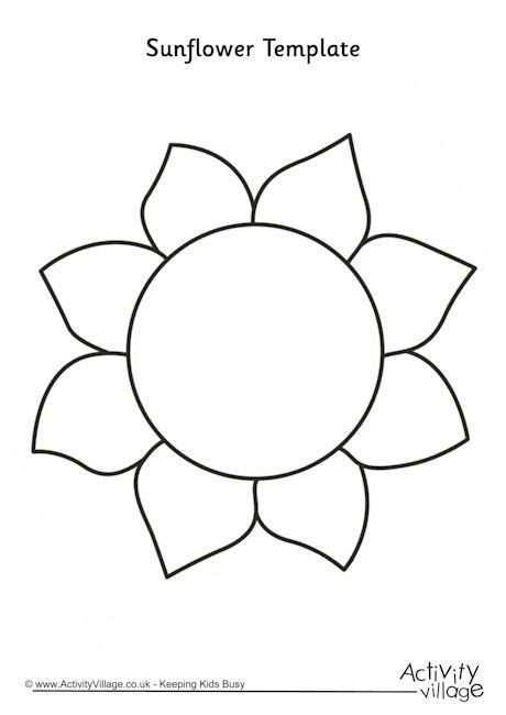 Sunflower Mosaic Patterns Printable Easy Bing Kleurplaten