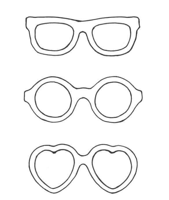 Brillen Zomerknutsels Handenarbeid En Werkjes