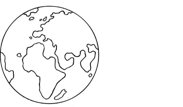 Kleurplaat Planeet Aarde Google Zoeken Planeet Aarde