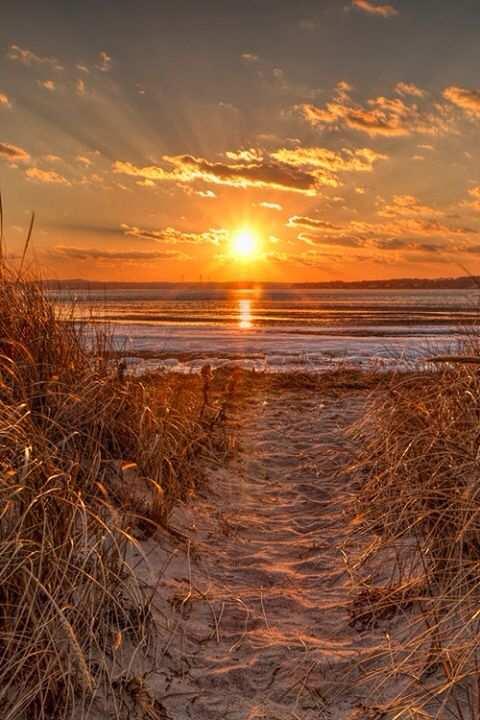 Zonsondergang Zee Met Afbeeldingen Fotografie Natuurfoto S