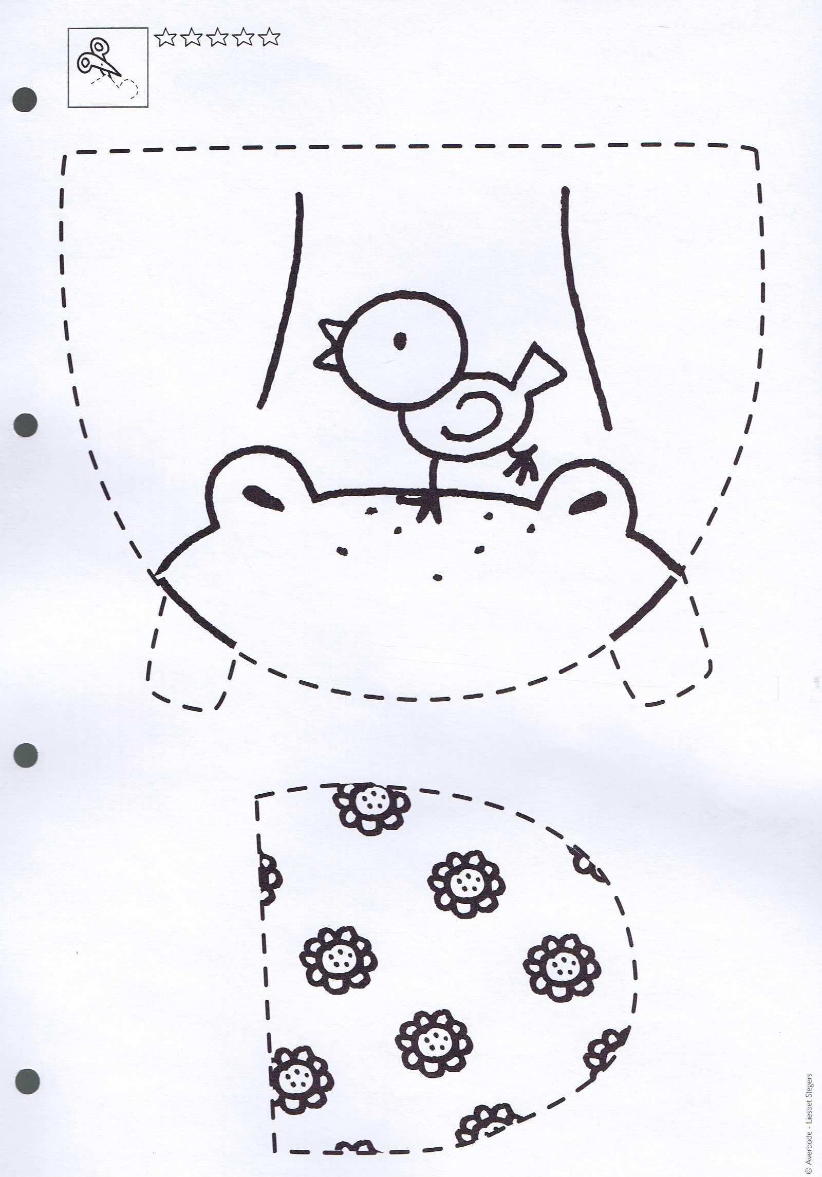 Pin Van Indra Excelmans Op Thema Baby Baby In De Buik Knutselen