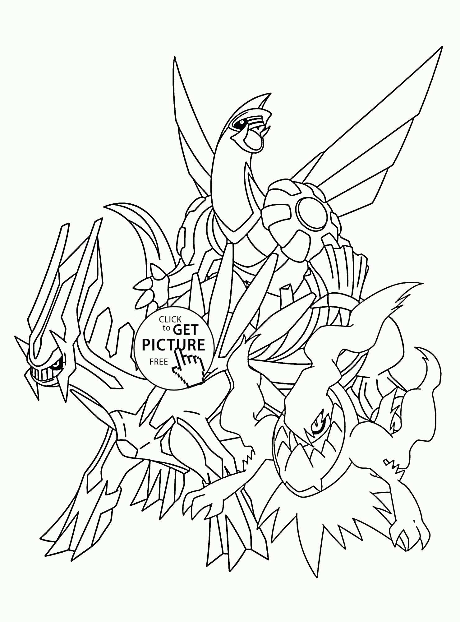 Legendarische Pokemon Kleurplaat Gen 7 Check More At Https