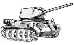 Drawing A Military Tank Step By Step Met Afbeeldingen Tekenen