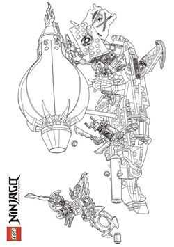 42 Coloring Pages Of Lego Ninjago In 2020 Lego Coloring Pages