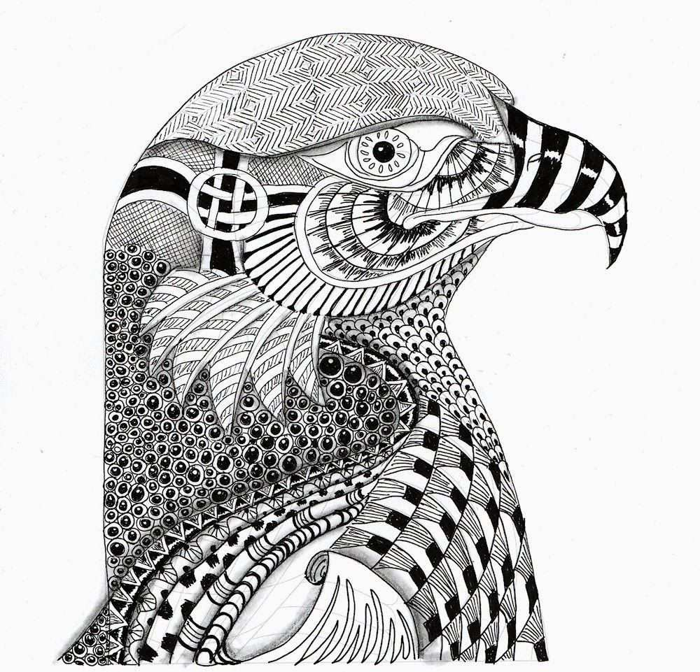 Coloring Book Colors Of Calm Egle Art Design Met Afbeeldingen