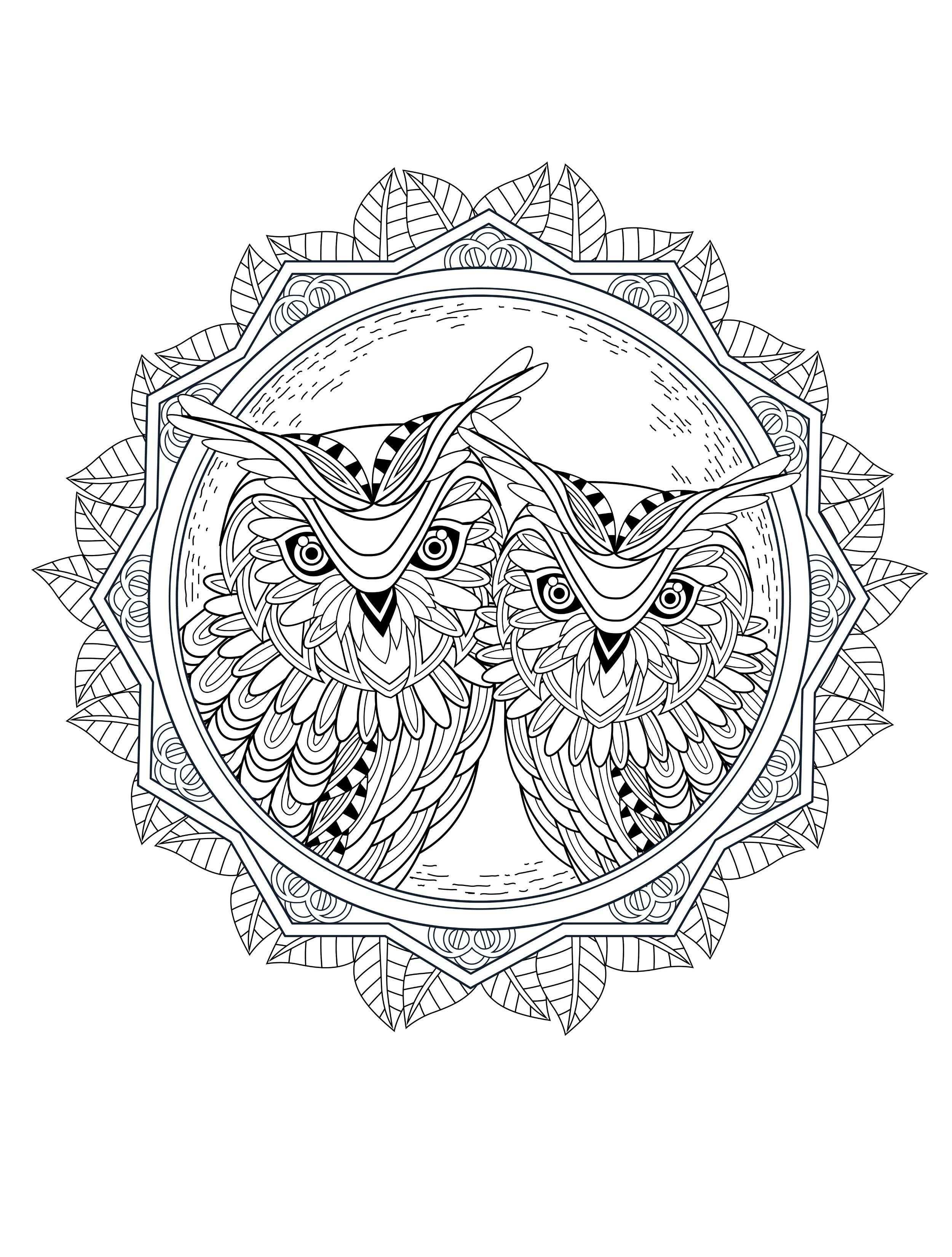 Pin Op Mandala S