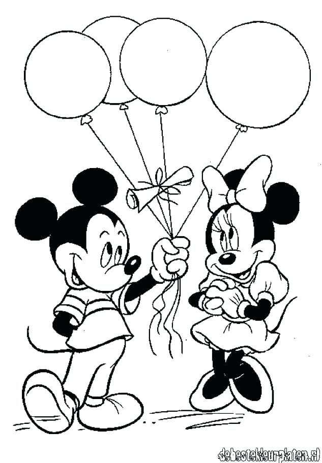 Minnie Baby Coloring Pages 2 By Sean With Images Minnie Mouse