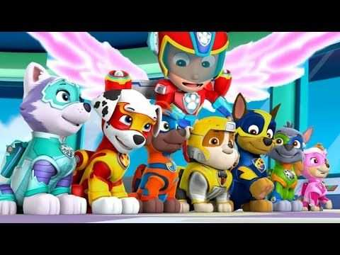 Paw Patrol Mission Paw Mighty Pups On A Roll All Mega Mighty