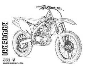 Coloriages A Imprimerie De Motos Motocross Resultats 22find Com