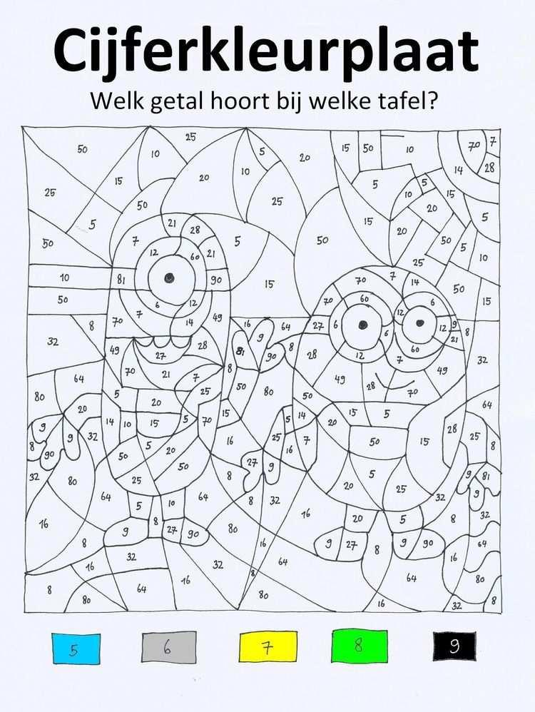 Pin Van Leida Hemstra Op Tafels Minion School Teaching En