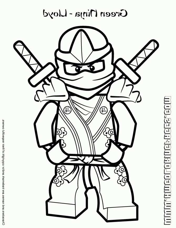 Coolest Ninjago Coloring Pages To Print Http Coloring Alifiah