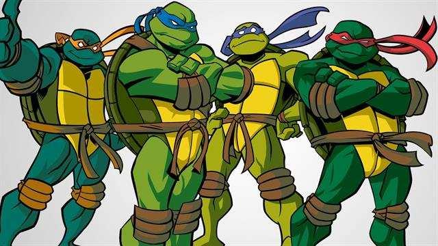 Kids N Fun 80 Kleurplaten Van Ninja Turtles